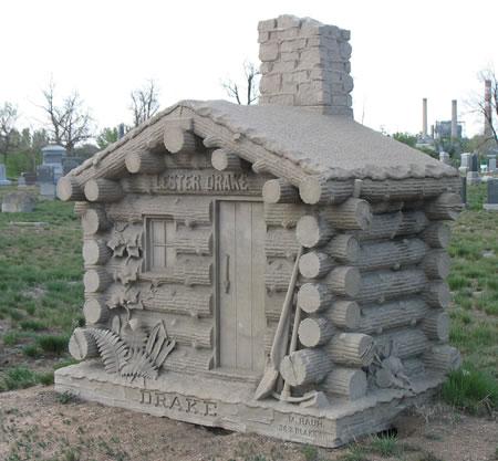 The Lester Drake Cabin at Riverside